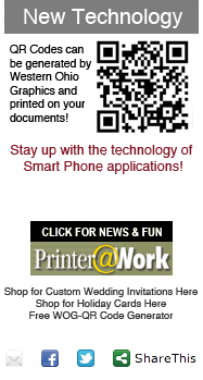 Quality printing services in the miami valley western ohio qr code malvernweather Gallery