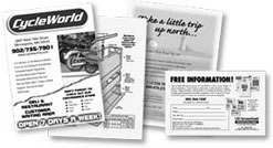 Black and White Digital Printing | Western Ohio Graphics - Printers in Troy Ohio